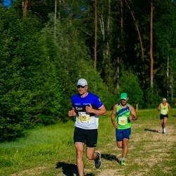 4. Otepää jooksutuur - Björn Puna (82), Taavi Ilp (90)