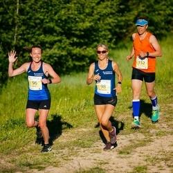 4. Otepää jooksutuur - Marika Turb (96), Marion Tibar (98), Ivar Heinola (152)