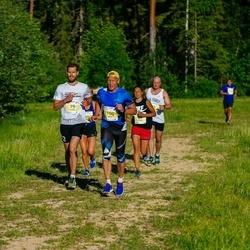 4. Otepää jooksutuur - Tanel Mäger (79), Heiki Mäesalu (105)