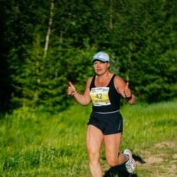 4. Otepää jooksutuur - Ingrid Ait (42)