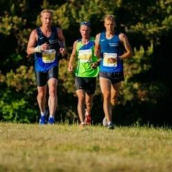 4. Otepää jooksutuur - Raido Mitt (2), Marek Võsu (3), Andres Hellerma (5)