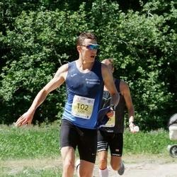4. Otepää jooksutuur - Rain Seepõld (102), Bert Tippi (156)