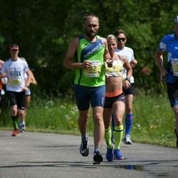 4. Otepää jooksutuur - Henno Haava (38), Björn Puna (82), Urmas Ervin (135)