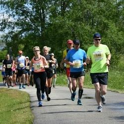 4. Otepää jooksutuur - Ando Mesi (62), Risto Reinumägi (148)