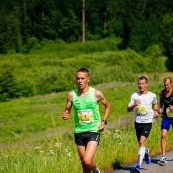 4. Otepää jooksutuur - Rauno Laumets (1), Mardo Lundver (75), Bert Tippi (156)