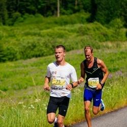 4. Otepää jooksutuur - Mardo Lundver (75), Bert Tippi (156)