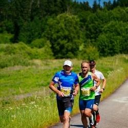 4. Otepää jooksutuur - Henno Haava (38), Björn Puna (82)