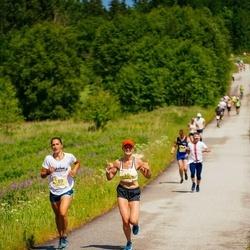 4. Otepää jooksutuur - Katrena Tenno (10), Andra Moistus (89)