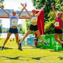 4. Otepää jooksutuur - Katrena Tenno (10), Andra Moistus (89), Kadri Veske (137)