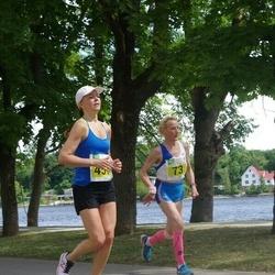 Narva Energiajooks - Galina Bernat (73), Astrid Asi (457)