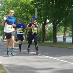 Narva Energiajooks - Liivar Laks (321), Marek Adli (582), Andrei Dankevits (602)