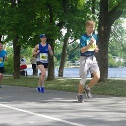 Narva Energiajooks - Triinu Kannel (350), Anna Zhilina (463)