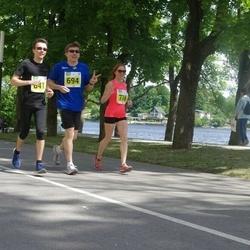 Narva Energiajooks - Oleksandr Korkh (694), Elina Lokteva (716), Roman Kosenko (841)