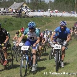 11. Tallinna Rattamaraton (EEC) - Igor Tarassov (163), Heinry Sander (205), Riivo Roose (218)
