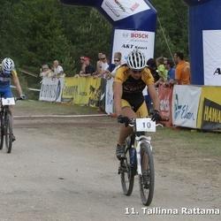 11. Tallinna Rattamaraton (EEC) - Caspar Austa (2), Helmet Tamkõrv (10)