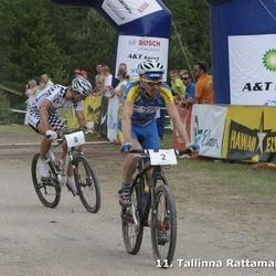 11. Tallinna Rattamaraton (EEC) - Caspar Austa (2), Erki Kukk (8)