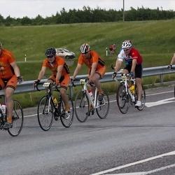 SEB 32. Tartu Rattaralli - Ott Varik (5207), Heigo Vuuk (5211), Arnold Kannike (5461), Runo Ruubel (5785)