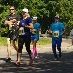Narva Energiajooks - Anton Uik (779), Uliana Uik (780), Kaisa Kolkkonen (899), Heidi Toome (943)