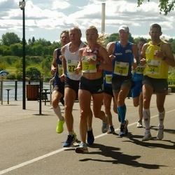 Narva Energiajooks - Leila Luik (7), Tarmo Reitsnik (24), Peep Jalakas (25)