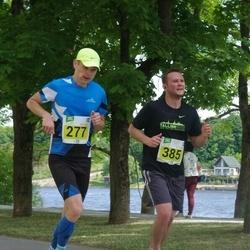 Narva Energiajooks - Kristjan Tammsaar (277), Madis Joost (385)