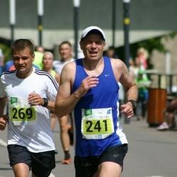 Narva Energiajooks - Richard Leemits (241), Aigor Paas (269)