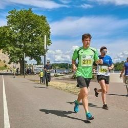 Narva Energiajooks - Erkki Haljastamm (140), Peeter Oranen (271)