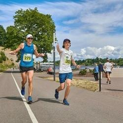 Narva Energiajooks - Toomas Kogger (279), Artur Võlu (303)