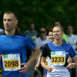 Narva Energiajooks - Jevgeni Sobolev (2098), Olesja Bondarenko (3233)