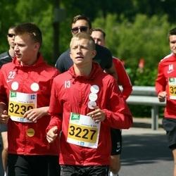 Narva Energiajooks - Proshin Dmitry (3217), Mihhailov Nikita (3227), Vassiljev Nikolai (3230)