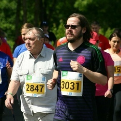 Narva Energiajooks - Vadim Smirnov (2847), Mauricio Roa (3031)