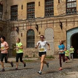 Narva Energiajooks - Mari-Liis Kallikorm (2304), Jelena Vsivtseva (2915), Airika Pilv (3332)