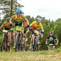 Märjamaa VIII rattamaraton - Matvei Tarassov (2001), Markus Välja (2004), Robin Vahter (2011), Mikk Bauer (2024)