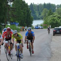 SEB 32. Tartu Rattaralli - Andras Kaasik (554), Härmo Saag (706), Indrek Peterkopf (716)
