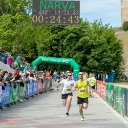 Narva Energiajooks - Andrei Kuznetsov (2024), Jevgeni Judin (2049)