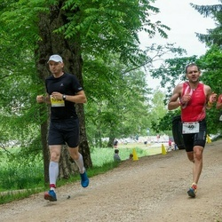 IRONMAN 70.3 Otepää - Artis Davidnieks (40), Sportland Team (1054)