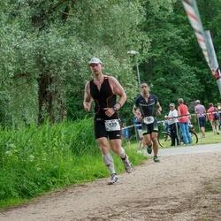 IRONMAN 70.3 Otepää - Thiago Veloso (36), Aarne Vasarik (135)