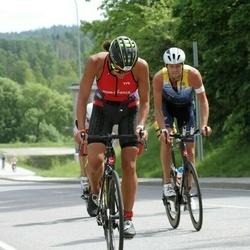 IRONMAN 70.3 Otepää - Björn Franzén (39), Maria Trubitsyna (195)