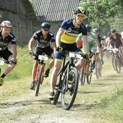 11. Kalevipoja Rattamaraton - Caspar Austa (3), Markku Ainsalu (17)