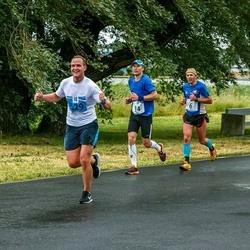 Maraton Eesti Vabariik 100 - Reigo Lehtla (6), Ahti Nuga (14), Robert Unga (529)