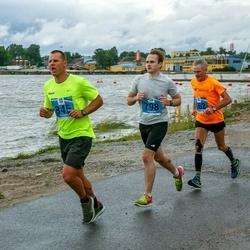 Maraton Eesti Vabariik 100 - Arnold Schmidt (562), Enar Mustonen (798), Marno Maasikas (845)