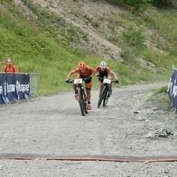 Husqvarna Eesti Olümpiakrossi karikasari III etapp - Virgo Mitt (90), Veeti Jalonen (97)