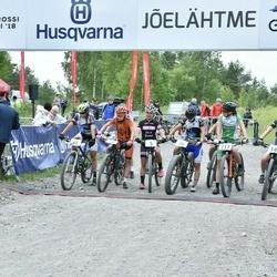 Husqvarna Eesti Olümpiakrossi karikasari III etapp - Sille Puhu (5), Anet Sirvel (65), Iiris Takel (76), Mailis Salla (88), Mari-Liis Mõttus (117), Mairis Õispuu (143)