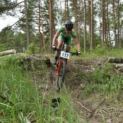 Husqvarna Eesti Olümpiakrossi karikasari III etapp - Mari-Liis Mõttus (117)