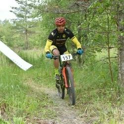 Husqvarna Eesti Olümpiakrossi karikasari III etapp - Madis Sildvee (157)
