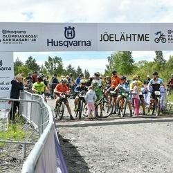 Husqvarna Eesti Olümpiakrossi karikasari III etapp - Ivar Vaab (29), Tarmo Neemela (31), Tarmo Mõttus (46), Magnus Krusemann (69)