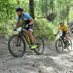 Husqvarna Eesti Olümpiakrossi karikasari III etapp - Karel Kruuser (4), Ivar Vaab (29)