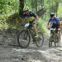 Husqvarna Eesti Olümpiakrossi karikasari III etapp - Magnus Krusemann (69), Robert Johanson (124)