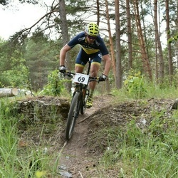 Husqvarna Eesti Olümpiakrossi karikasari III etapp - Magnus Krusemann (69)