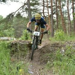 Husqvarna Eesti Olümpiakrossi karikasari III etapp - Marko Pohl (68)