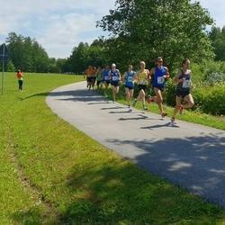 37. jooks ümber Pühajärve - Raivo Alla (1), Raido Ränkel (3), Marti Medar (7)